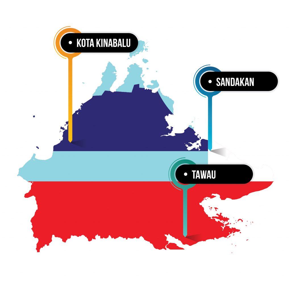 OEM Sabah | Kota Kinabalu , Tawau , Sandakan
